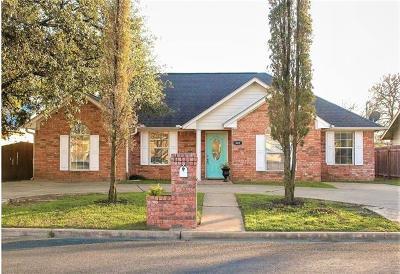 Austin Single Family Home For Sale: 303 W Grady Dr