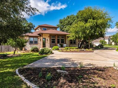 San Marcos Single Family Home Active Contingent: 1013 Mountain Dr