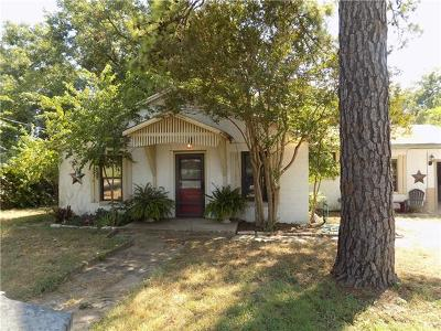Burnet County Single Family Home For Sale: 1032 County Road 340