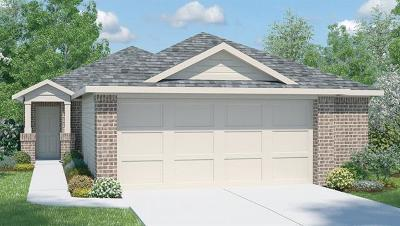 Leander Single Family Home For Sale: 305 Blue Sage Dr