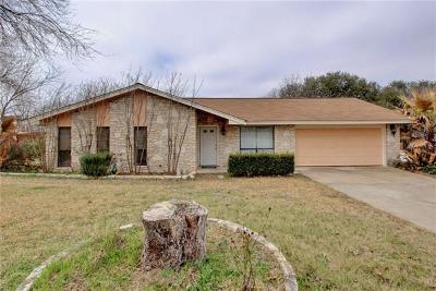 Pflugerville Single Family Home For Sale: 15600 Hebbe Ln