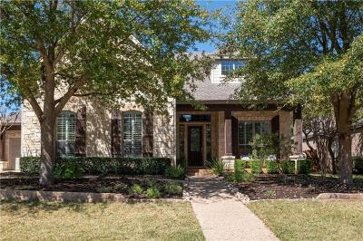 Austin Single Family Home Pending - Taking Backups: 13204 Coleto Creek Trl