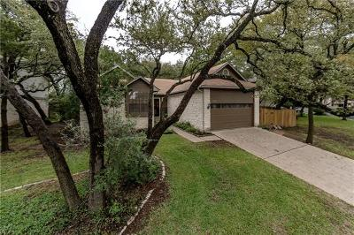 Austin Single Family Home For Sale: 11504 Juniper Ridge Dr