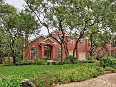 Austin Single Family Home For Sale: 7802 Blue Lilly Dr