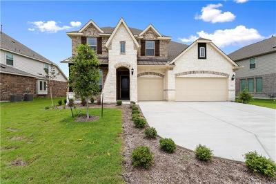 Pflugerville Single Family Home For Sale: 20625 Rolling Creek Rd