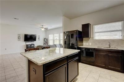 Austin Single Family Home Active Contingent: 3620 Black Granite Dr