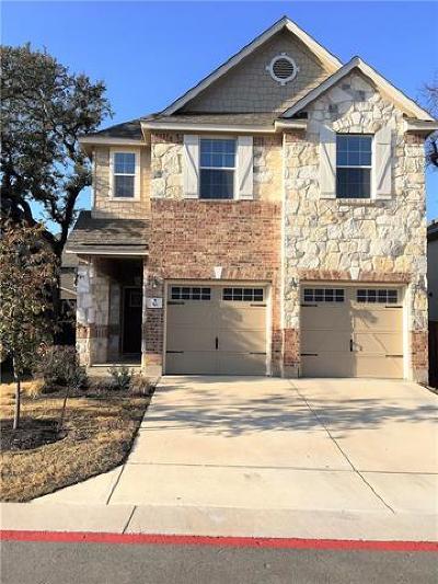 Cedar Park Rental For Rent: 404 Buttercup Creek Blvd #50
