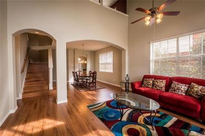 Round Rock Single Family Home For Sale: 3505 Cheyenne St