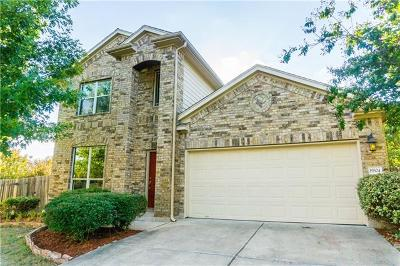 Pflugerville Single Family Home For Sale: 19304 Gale Meadow Dr