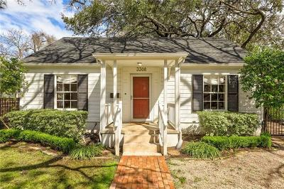 Austin Single Family Home For Sale: 3308 Meredith St