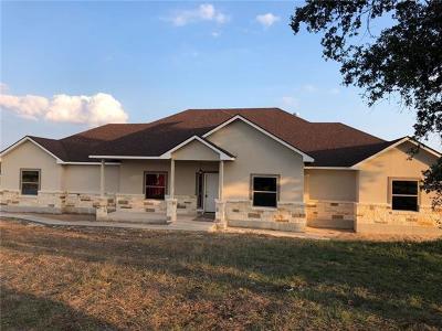 New Braunfels Single Family Home For Sale: 2248 Deer Run Rdg