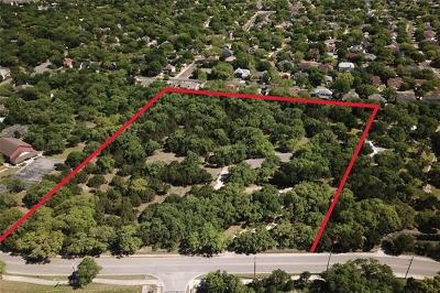 Williamson County Residential Lots & Land For Sale: 900 W W Park St