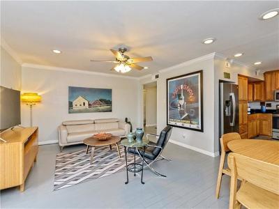 Austin Condo/Townhouse For Sale: 900 S Lamar Blvd #308