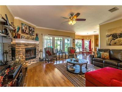 Georgetown Single Family Home For Sale: 650 Shell Stone Trl