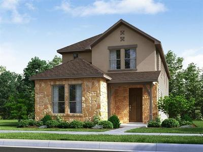 Round Rock Single Family Home For Sale: 2912 Harvester Ln