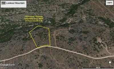 Kingsland TX Residential Lots & Land For Sale: $250,000