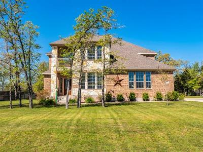 Bastrop Single Family Home For Sale: 108 Abamillo Dr