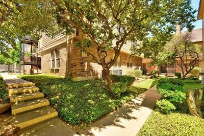 Travis County Condo/Townhouse Pending - Taking Backups: 5608 Cougar Dr #224