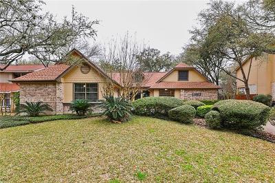 Single Family Home For Sale: 11602 Juniper Ridge Dr