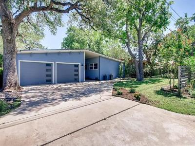Austin Single Family Home For Sale: 1103 Norwalk Ln