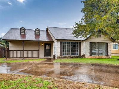 Austin Single Family Home For Sale: 10300 Georgian Dr