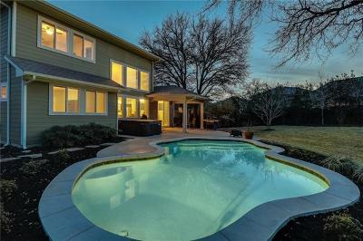 Austin Single Family Home For Sale: 820 Clear Stream Xing