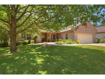 Georgetown Single Family Home For Sale: 119 Lone Star Dr