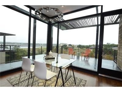 Lago Vista Condo/Townhouse For Sale: 1101 Ivean Pearson Rd #F201