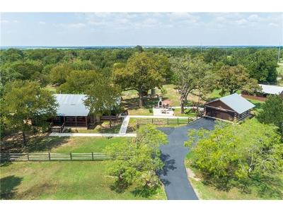 Bastrop County Single Family Home For Sale: 402 Smith Rd