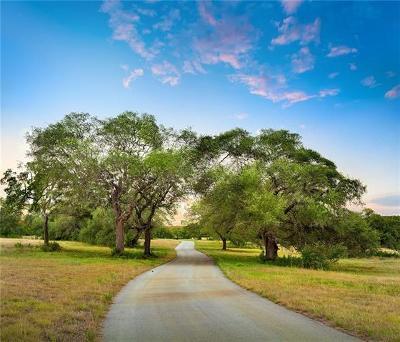 Buda Farm For Sale: 8700 Fm 967 Rd