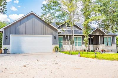 Bastrop Single Family Home For Sale: 166 Kaelepulu Dr