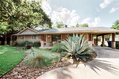 Austin Single Family Home For Sale: 5222 Kings Hwy