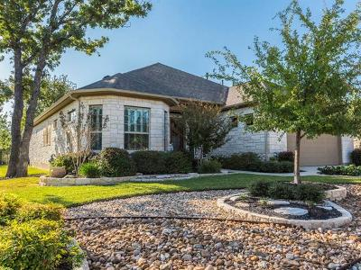 Georgetown Single Family Home For Sale: 612 Caprock Canyon Trl