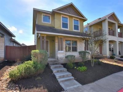 Austin Single Family Home For Sale: 4529 Kind Way #230