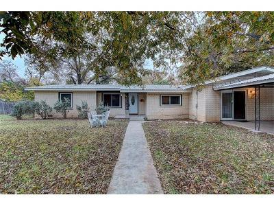 Lampasas County Single Family Home For Sale: 402 W 5th St