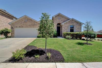 Pflugerville Single Family Home For Sale: 18405 Wind Valley Way