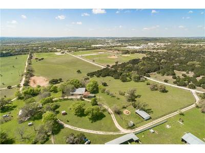 Dripping Springs Farm For Sale: 740 Sports Park Rd