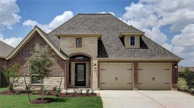 San Marcos Single Family Home For Sale: 519 Field Corn Ln