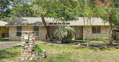 Austin Single Family Home For Sale: 9410 Shady Oaks Dr