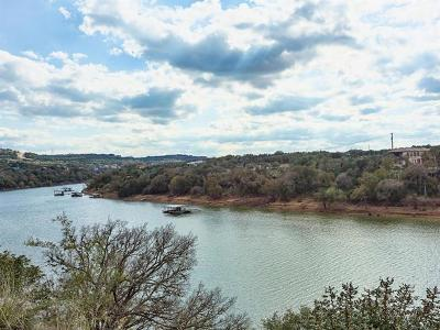 Spicewood Residential Lots & Land For Sale: 1102 Cliffview Dr