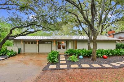 Austin Single Family Home Pending - Taking Backups: 5301 Turnabout Ln