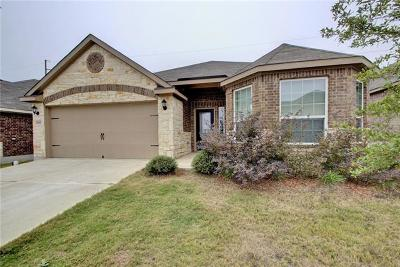 Manor Single Family Home For Sale: 19221 Denton Line Dr