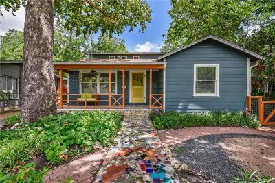 Hays County, Travis County, Williamson County Single Family Home For Sale: 2002 Rundell Pl