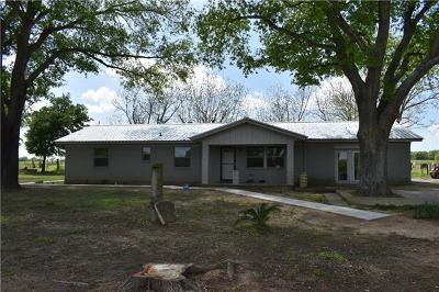 Single Family Home For Sale: 1645 County Road 335