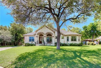Round Rock Single Family Home Pending - Taking Backups: 3009 Woody Cv