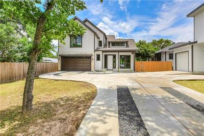Travis County Single Family Home For Sale: 3205 E 51st St