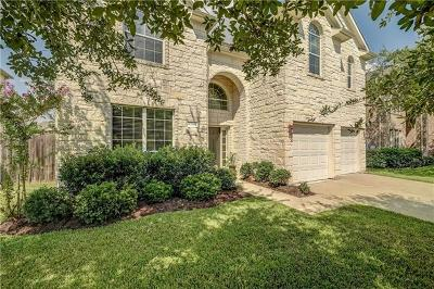 Round Rock Single Family Home For Sale: 2668 Salorn Way