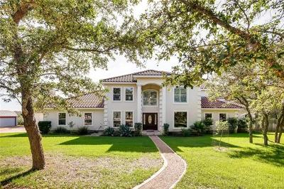 Spicewood Single Family Home For Sale: 900 Rivercliff Rd