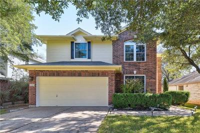 Austin Single Family Home For Sale: 12705 War Path