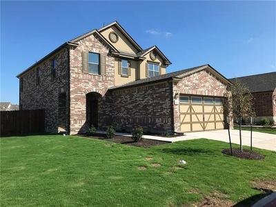 Round Rock Single Family Home For Sale: 2950 E Old Settlers Blvd #81